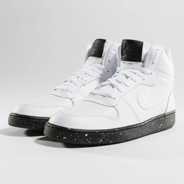 Nike Zapatillas de deporte Court Borough Mid blanco