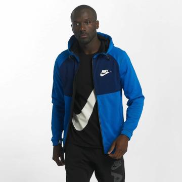 Nike Zip Hoodie AV15 Fleece blue