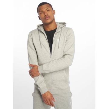 Nike Zip Hoodie Sportswear grey