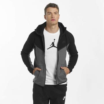 Nike Zip Hoodie NSW Tech Fleece schwarz