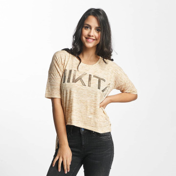 Nikita T-shirt Letharia rosa chiaro