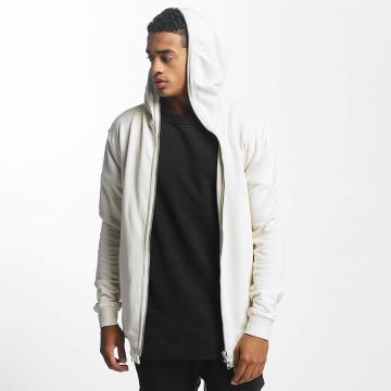 Nobody Berlin Hoodies con zip Fullzip bianco