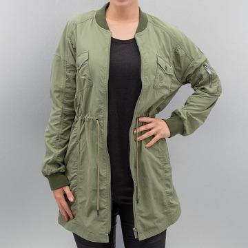 Noisy May Bomberová bunda nmShea zelená