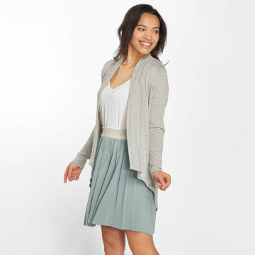 Noisy May Cardigan nmRambo Knit gray
