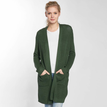 Noisy May Cardigan nmSkylar green