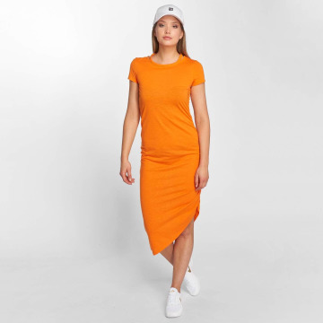Noisy May Dress nmAbia orange