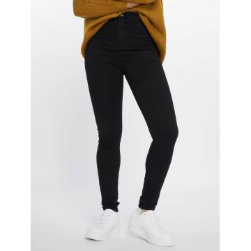 Noisy May High Waisted Jeans nmEllaSuper High Waist čern