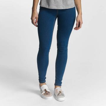 Noisy May High Waisted Jeans nmGreat Lexi синий