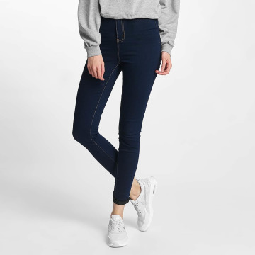 Noisy May High Waisted Jeans nmElla Super High Waist blu