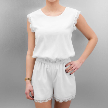Noisy May Jumpsuits nmMena white