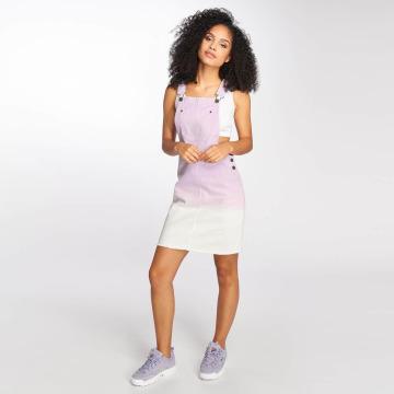 Noisy May Kleid nmViola Dip Dye violet