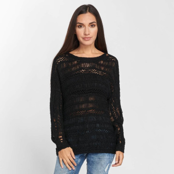 Noisy May Longsleeve nmTam O-Neck black