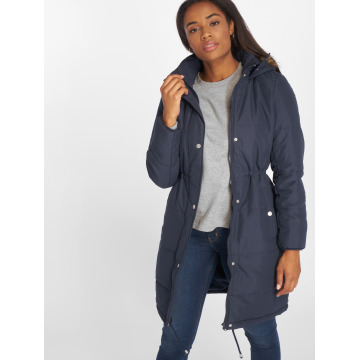 Noisy May Parka NMCamil blauw