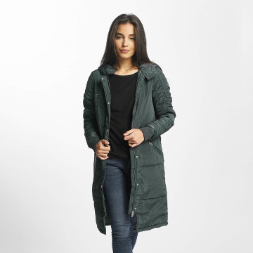 Noisy May Parka nmEllen groen