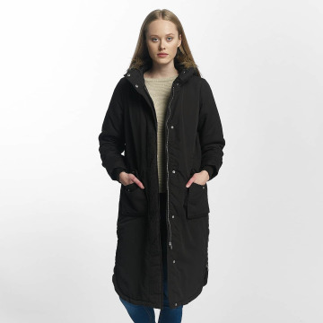 Noisy May Parka nmCicilla zwart
