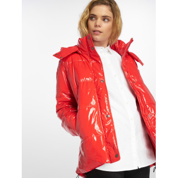 Noisy May Puffer Jacket nmSnipe rot