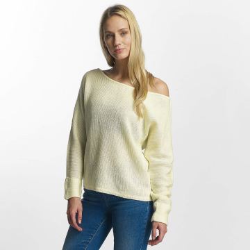 Noisy May Pullover nmAbbey beige