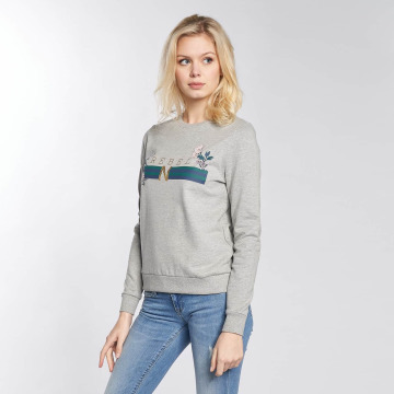 Noisy May Pullover nmJames grau