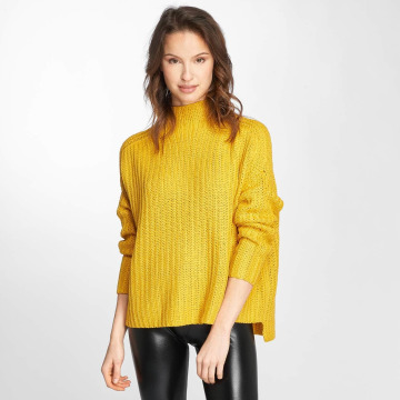 Noisy May Pullover nmChung yellow
