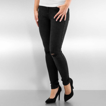 Noisy May Skinny Jeans NMLucy black