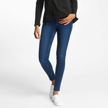 Noisy May Skinny jeans nmExtreme Lucy Soft blauw