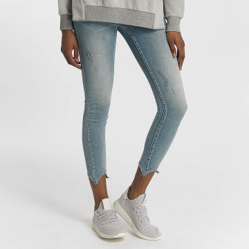Noisy May Skinny jeans nmLucy blauw