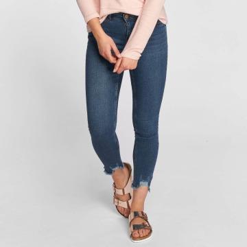 Noisy May Skinny Jeans nmLucy niebieski