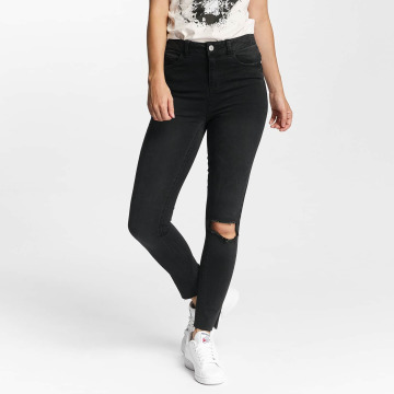 Noisy May Slim Fit Jeans nmLexi čern