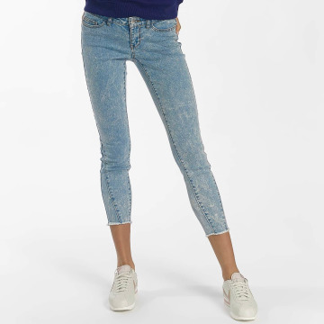 Noisy May Slim Fit Jeans nmEve синий