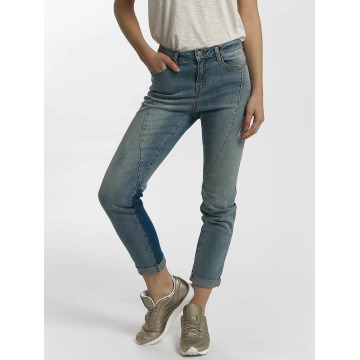 Noisy May Straight Fit Jeans nmKim blau