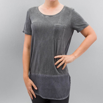 Noisy May T-shirt nmPuma grå