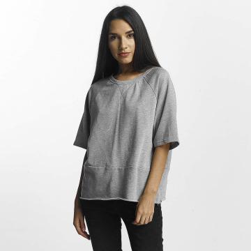 Noisy May T-shirt nmKaya grå