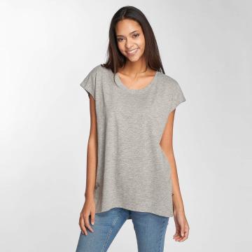 Noisy May T-Shirt Mathilde gray