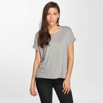 Noisy May T-Shirt nmOyster gray