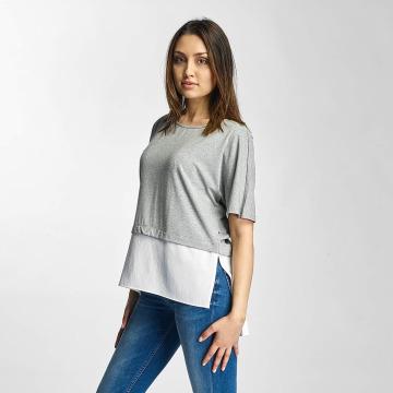 Noisy May T-Shirt nmMolly grey