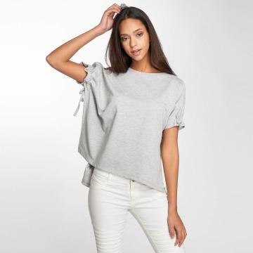 Noisy May T-shirt Sara grigio