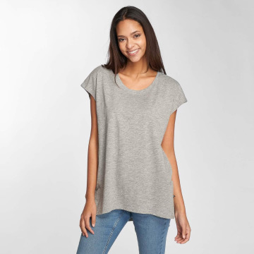 Noisy May T-Shirt Mathilde gris