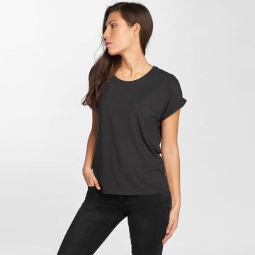 Noisy May T-shirt nmOyster nero