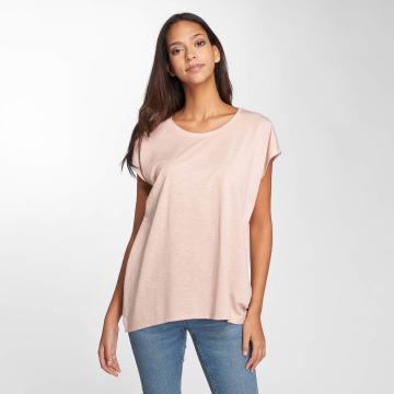 Noisy May T-shirt Mathilde rosa chiaro