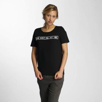 Noisy May T-Shirt nmAlfred Printed schwarz