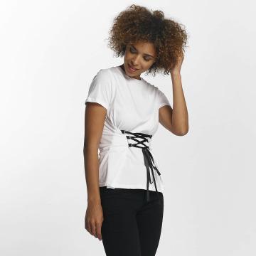 Noisy May T-shirt nmPhilippa vit