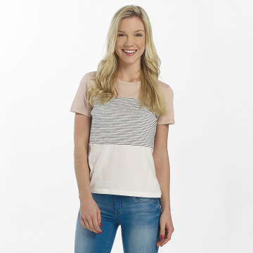 Noisy May T-skjorter nmHayden rosa