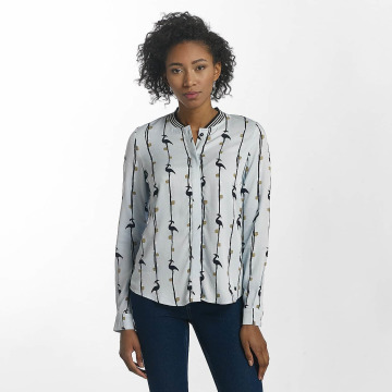 Nümph Blouse New Brigette blauw