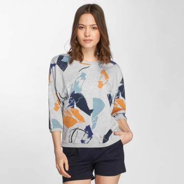 Nümph T-Shirt Brighed grau