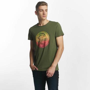 O'NEILL T-Shirt Circle Surfer green
