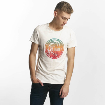 O'NEILL T-Shirty Circle Surfer bialy