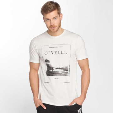 O'NEILL T-Shirty Frame bialy
