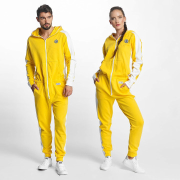 Onepiece Jumpsuit Racer giallo
