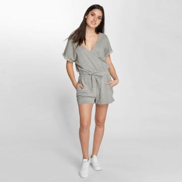 Onepiece Jumpsuit Drowsy Short grigio