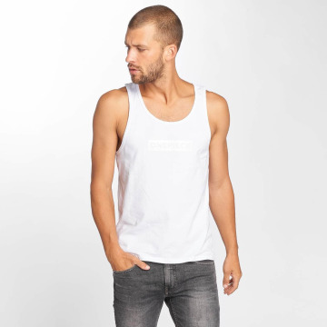 Onepiece Tank Tops Shade white